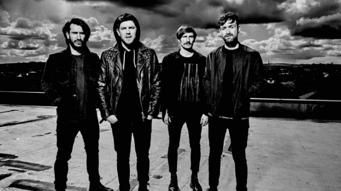 Twin Atlantic - announce new album - 'GLA'