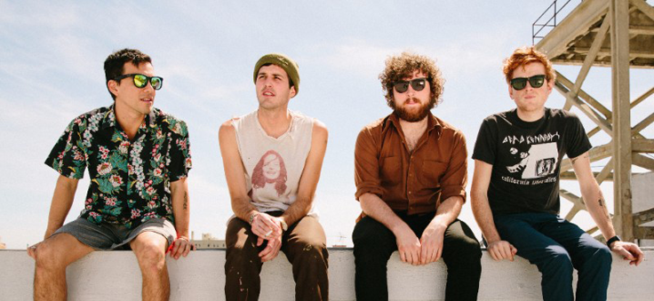 FIDLAR and The Flaming Lips collaborate on 'Punks' video - Watch