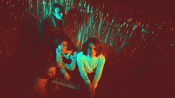Palm Honey Release New Single 'You Stole My Blackout'