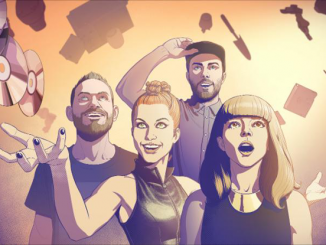Track Of The Day: CHVRCHES Feat Hayley Williams - Bury It