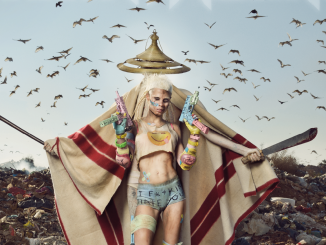 "Die Antwoord - Announces New Album ""Mount Ninji And Da Nice Time Kid"" - Listen to 1st single"
