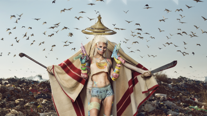 """Die Antwoord - Announces New Album """"Mount Ninji And Da Nice Time Kid"""" - Listen to 1st single"""