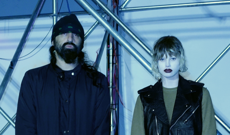 Crystal Castles unveil video for new track 'Concrete' - Watch