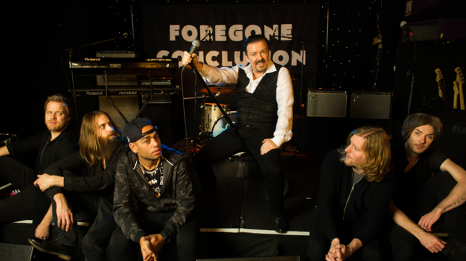 DAVID BRENT & FOREGONE CONCLUSION set to release album 'LIFE ON THE ROAD'  + play 2 x London Hammersmith Apollo live shows