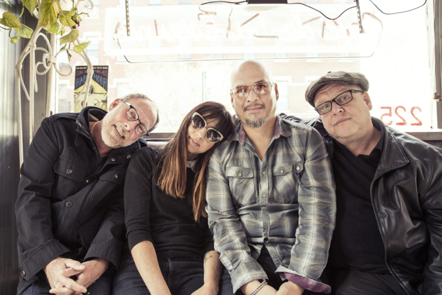 Pixies Announce three new British dates