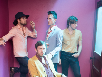 Kings of Leon announce 7th studio album - Walls