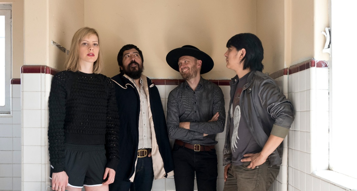 Track of the Day: Exploded View - 'Lost Illusions'