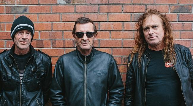 AC/DC's Phil Rudd releases Solo Album 'Head Job'