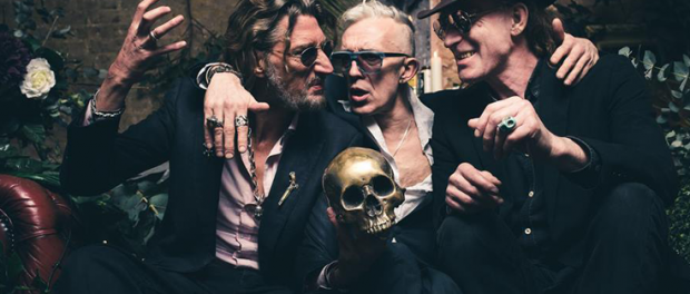 Larry Love talks about 20 years in The Alabama 3