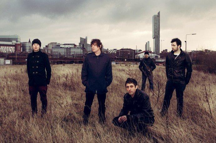 ALIAS KID - Rock'n'roll quintet join BLACK GRAPE for winter tour