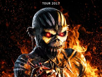 Rock legends IRON MAIDEN to play 3Arena, Dublin