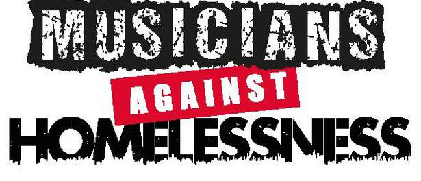 MUSICIANS AGAINST HOMELESSNESS CAMPAIGN