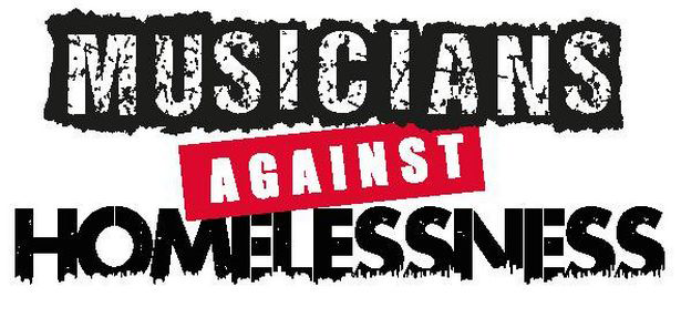 Feature: MUSICIANS AGAINST HOMELESSNESS CAMPAIGN