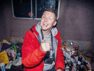 Professor Green Drops Hard Hitting New Track 'Back On The Market'