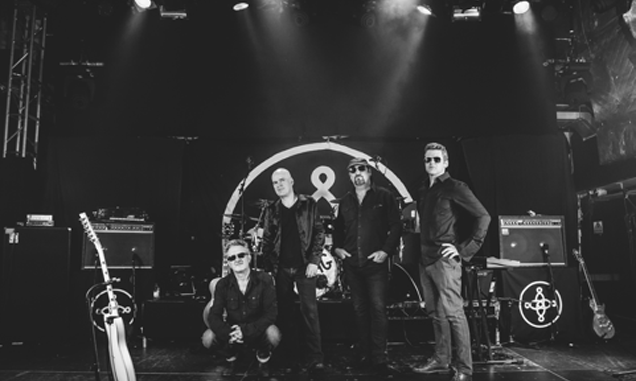 """The Mission release their new  album, """"Another Fall From Grace"""" on 30th September"""