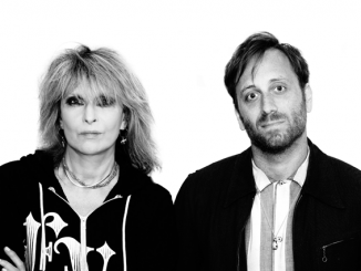 The Pretenders will release their brand new album, 'Alone' on October 21st 1