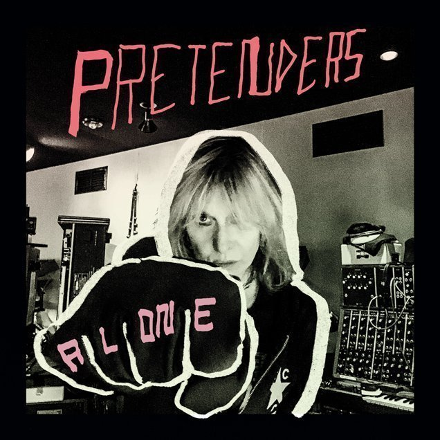 The Pretenders will release their brand new album, 'Alone' on October 21st 2