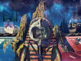 Album Review: The Gaslamp Killer - Instrumentalepathy