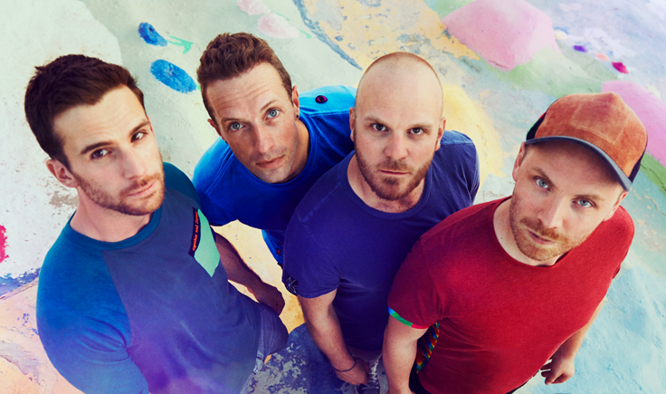 COLDPLAY Bring The Head Full of Dreams Tour to Croke Park