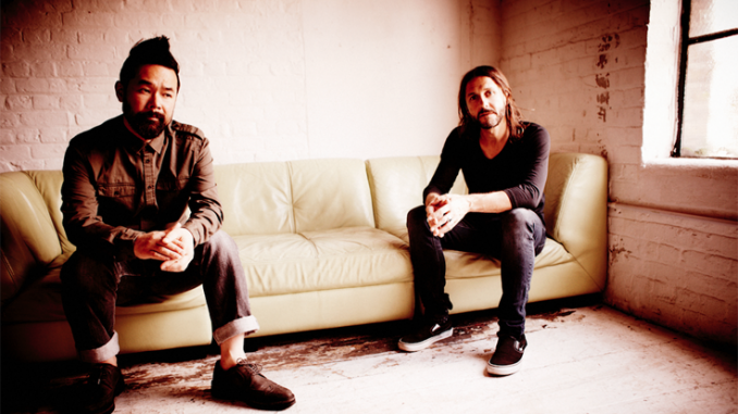 Interview: Grant Nicholas talks 'Feeder's new album 'All Bright Electric'