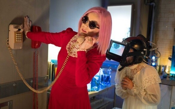 GARBAGE Reveal Brand New Video For 'Magnetized'