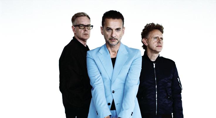 Depeche Mode announce 'Global Spirit Tour' and new album 'Spirit'...