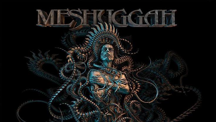 Meshuggah announce Belfast Limelight show 17th January '17
