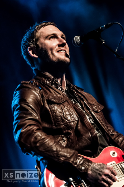 Brian Fallon And The Crowes