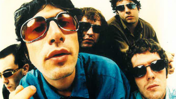 #22: XS Noize Music Podcast: Super Furry Animals Guitarist 'Bunf' talks 'Fuzzy Logic' 1
