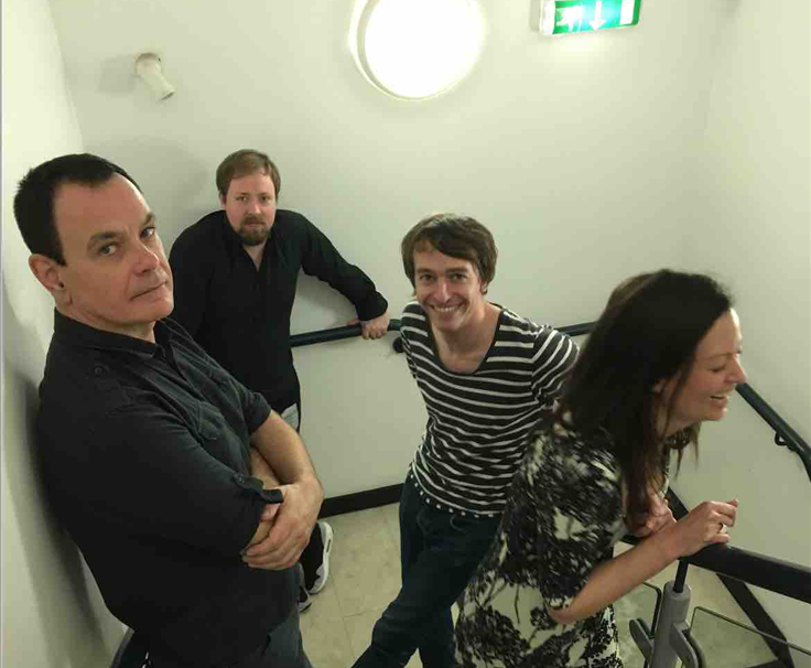 Track of the Day: The Wedding Present - 'KIll Devil Hills'