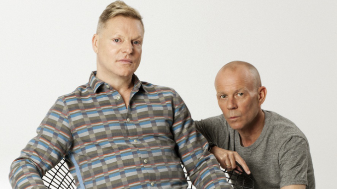 Andy Bell 'From Moscow To Mars', 30 Years Of Erasure