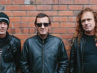 AC/DC drummer Phil Rudd announces first leg of his European tour + shares video for the title track of debut solo album 'Head Job'