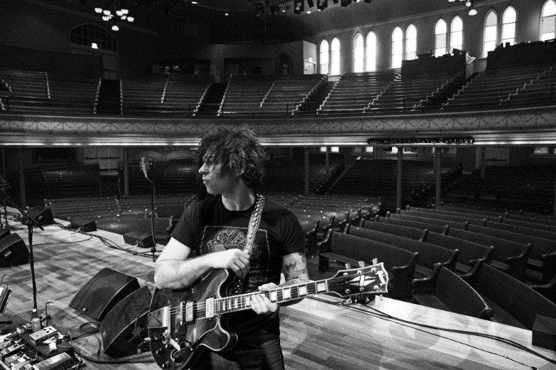 Ryan Adams confirms new album 'Prisoner' for February release