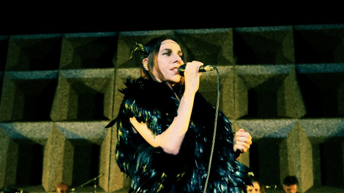 PJ HARVEY to embark on her most extensive North American headline tour in more than ten years.
