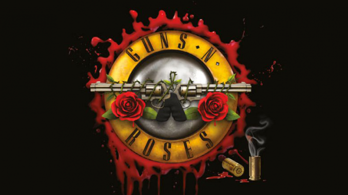 GUNS N' ROSES Sell Out Slane Castle 80,000. Tickets Within One Day
