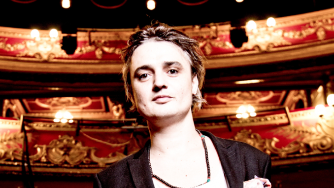 Peter Doherty will release a new single 'Kolly Kibber,' in February - Listen