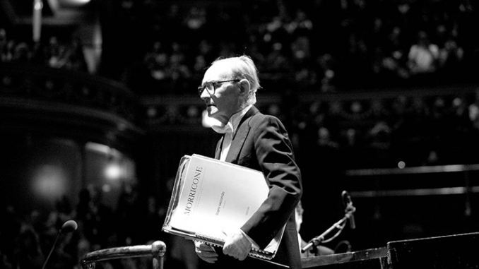 Ennio Morricone Announces His Last Ever Irish Concert