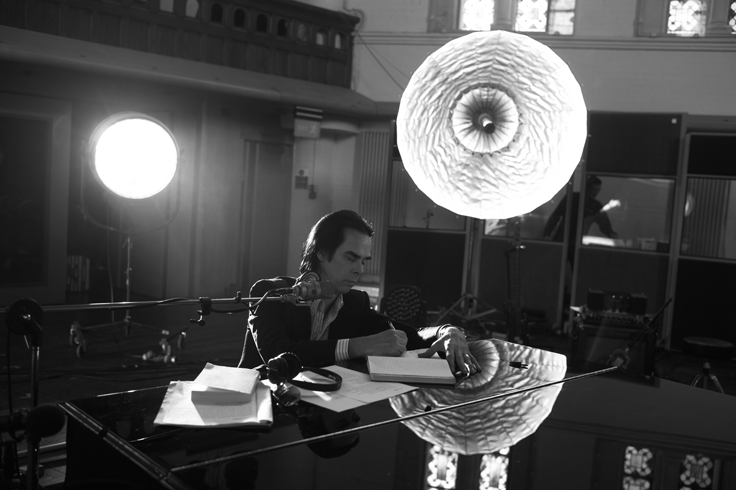 NICK CAVE & THE BAD SEEDS - 'One More Time With Feeling' To Get DVD/Blu-Ray Release on March 3rd