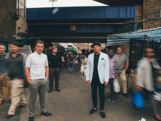 STONE FOUNDATION announce PAUL WELLER produced album ' Street Rituals'