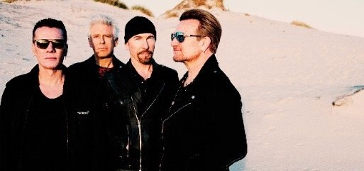 U2 Announce Joshua Tree 30th Anniversary Shows 2