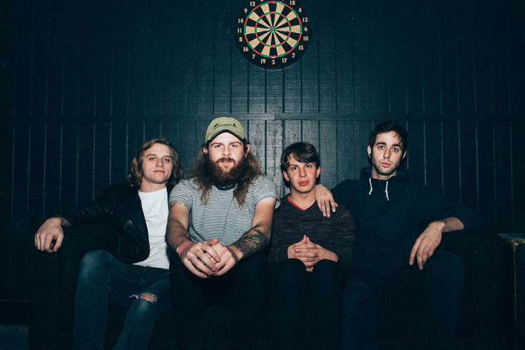 Sorority Noise announce new album 'Your Are Not As _____ As You Think'