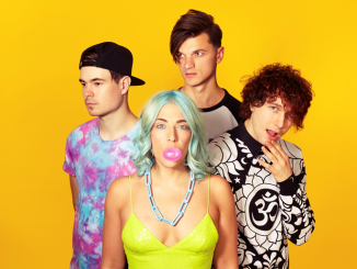 VUKOVI share new single 'Weirdo' - LISTEN