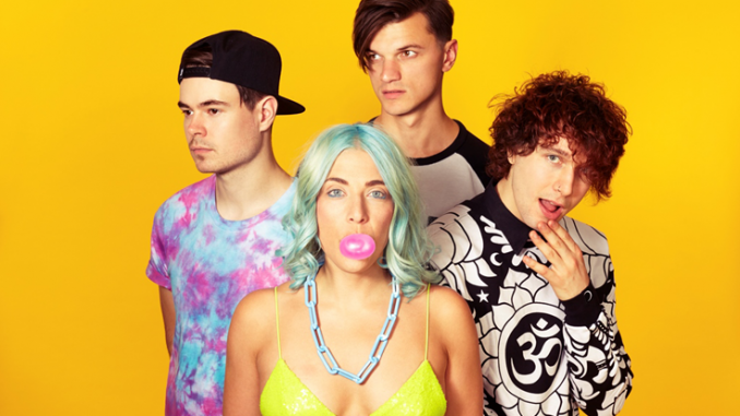 VUKOVI share new single 'Weirdo' - LISTEN