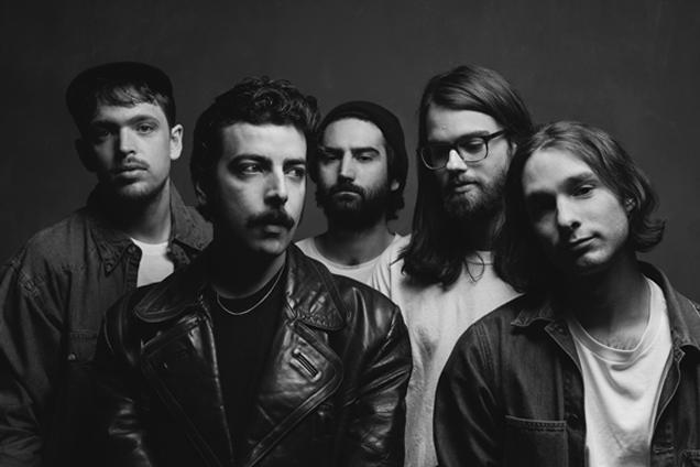 London band Hunck share video for their brand new single 'Little Woman' - LISTEN