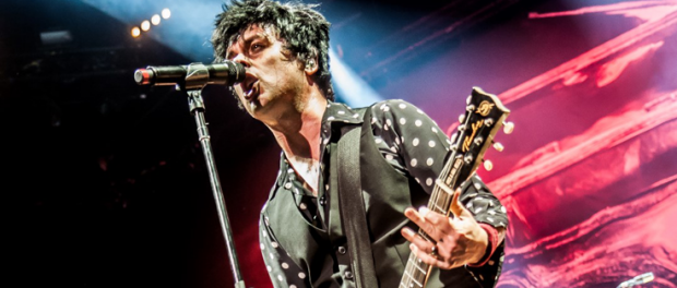 Green Day, Leeds First Direct Arena, 05/02/17