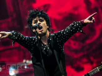 Green Day Manchester MEN Arena