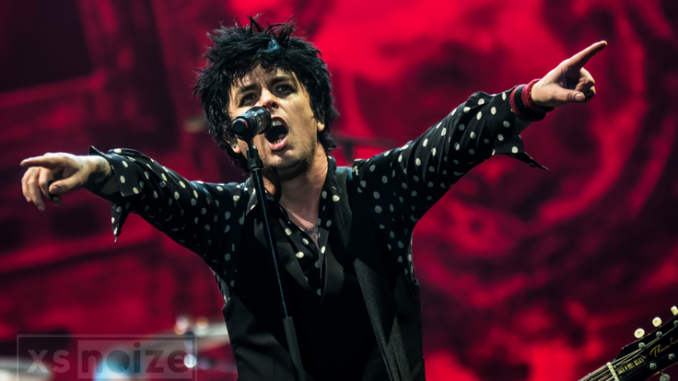 IN FOCUS// Green Day, Manchester MEN Arena 1