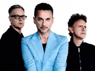 "Depeche Mode To Release New Single ""Where's The Revolution"" on February 3rd 1"
