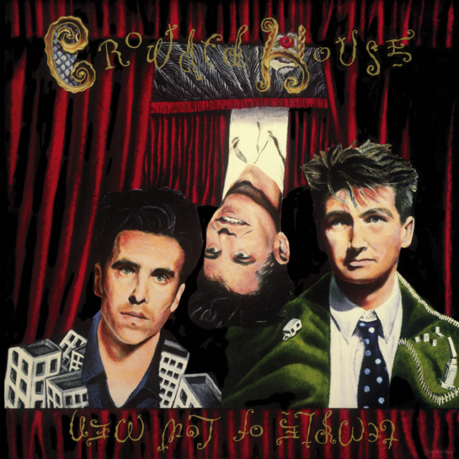 Classic Album Revisited: Crowded House - Temple of Low Men