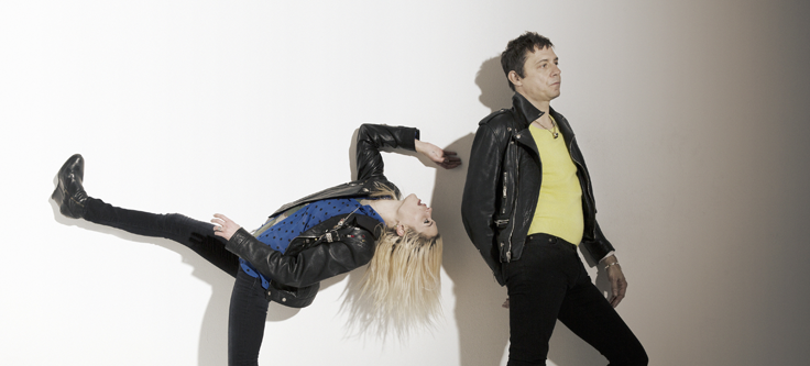 The Kills share VR video for 'Whirling Eye' - WATCH